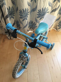 "Girls 12"" Bike – Apollo Honeybee Bike - Great Christmas Gift"