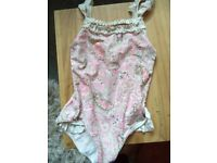 Girls swimsuit NEXT size 2-3 years