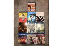 10 blu-ray movies