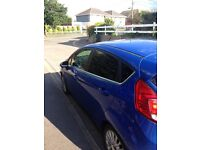 Titanium Eco Boost 5 door Ford Fiesta,reliable,nippy a great drive
