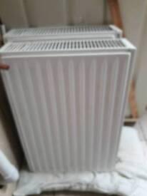 Double radiators