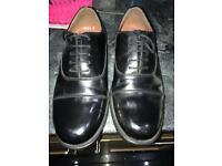 Boys/men's size 8 Boys/men's size 8 Oxford cadet parade shoes