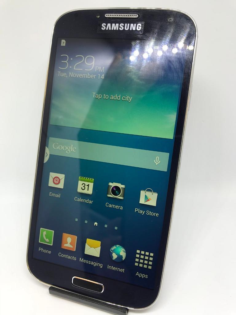 Samsung S4 Blue Unlocked