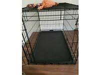 Medium dog crate