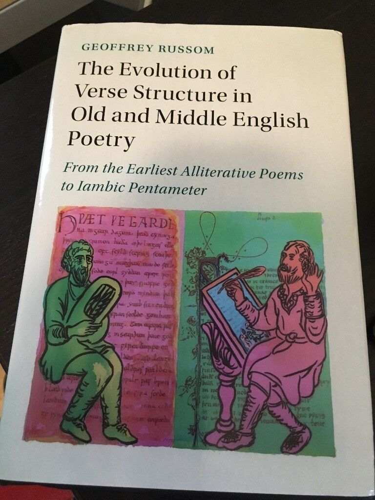 The Evolution of Verse Structure in Old and Middle English Poetry - Used