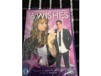 DVD 16 wishes