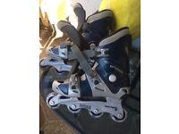 Skates (In-Line) size 4