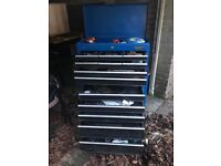 Draper Tool box/chest and cabinet