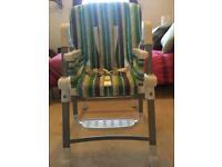 REDUCED - Adjustable Highchair