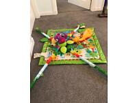 Fisher price baby rain forest