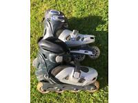 Child's inline skates size 31-34