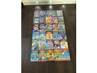 30 Tom and Jerry DVDs