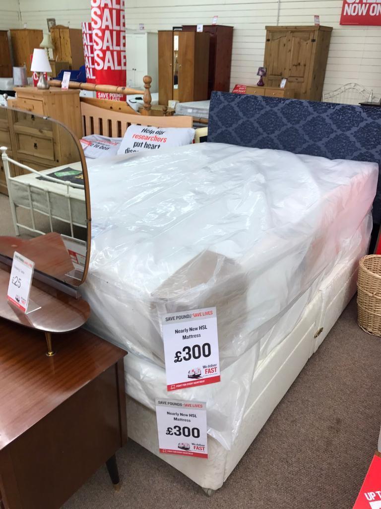Nearly new princess mattress