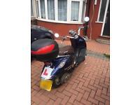 125 cc Scooter Lexmoto Verona 2015