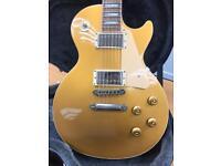 Gibson USA Les Paul Standard Gold Top 2005