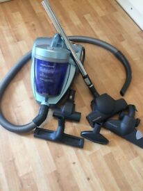 Morphs Richards Vacuume Cleaner