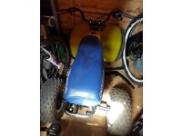 suzuki lt50 kids quad bike