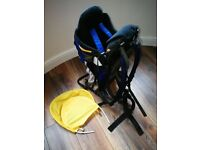 B-SQUARE KIDS baby child carrier / backpack for holiday / hiking / walking CAN POST