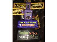 halloween decorations stuff for sale gumtree - Halloween Decorations For Sale