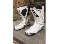 TCX Motorbike Boots