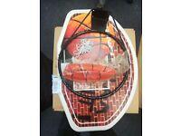 Basket Ball Hoop and Ball