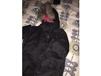 Black girls roxy jacket