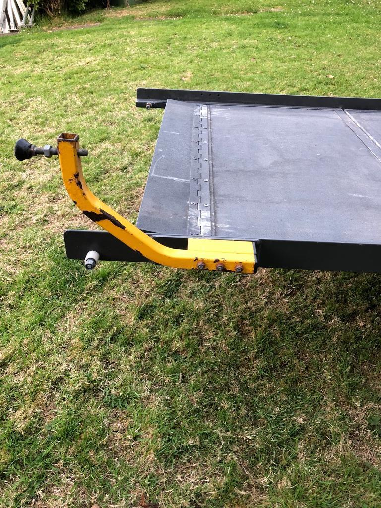 Clear View\' Disabled Vehicle Access Ramp Mobility Scooter ...