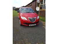 2013 VERY Low Milage Chrysler Ypsilon including personal registration