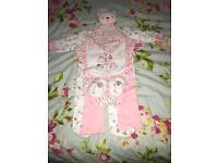 Brand new baby girl bundle