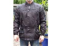 RICHA MOTORCYCLE JACKET SIZE LARGE