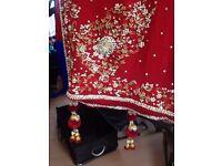 asian wedding dress lovley