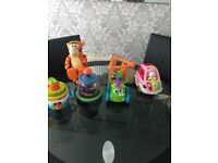 Used toys but in good condition