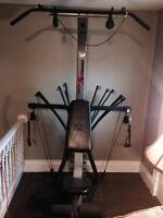 bowflex extreme. Will deliver in Barrie area