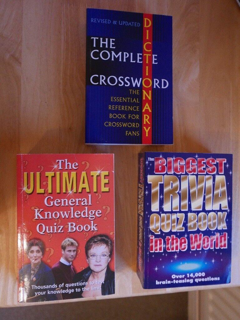 Quiz Books | in Southampton, Hampshire | Gumtree