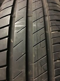 FULL SET OF GOODYEAR EFFICIENT GRIP