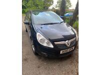 Vauxhall, CORSA, Hatchback, 2010, Semi-Auto, 1398 (cc), 5 doors