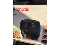Morphy Richards healthy fryer - only used once too small for my family, hence sale