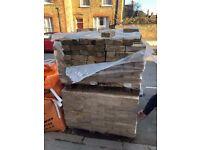 1 pallet (500) Old London Stock bricks