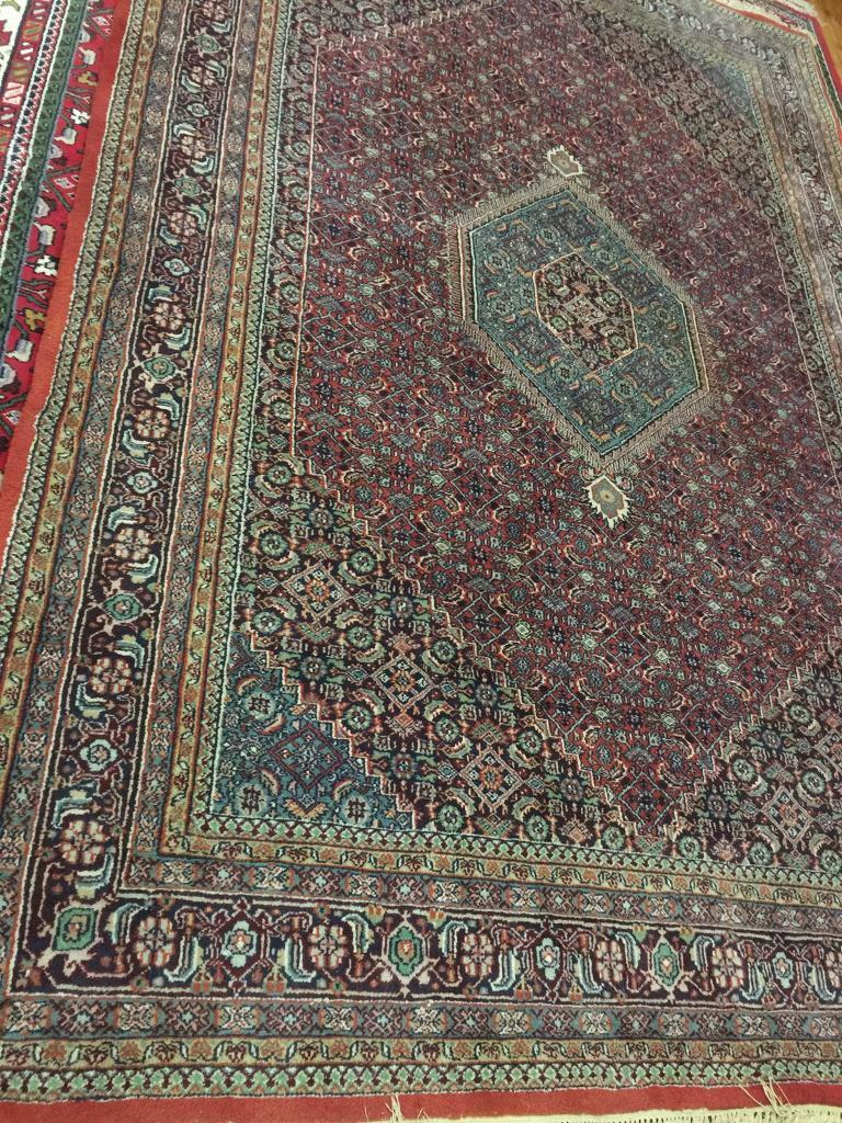 Indian Bidjar Handmade Wool Rug In Blackford Edinburgh Gumtree