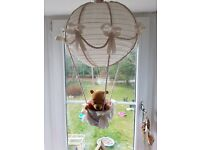 Hot Air baloon lightshade