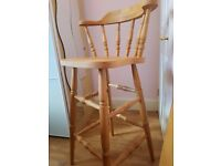 4 bespoke bar stools for sale