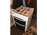 Bush gas cooker 60CM