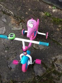 kids Bike for 3 year old