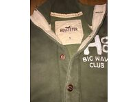 Hollister men's jacket size small