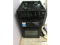 Beko BDVG592 Gas Cooker *BARELY USED*