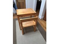 Compact Desk or Dressing Table from Futon Shop