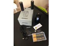 WISMEC REULEAUX RX 21700 230 WATT Box Mod Black