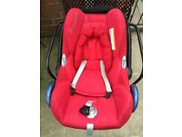Maxi cosy car seat stage 1