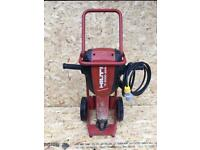 Hilti 3000 AVR Heavy Duty Breaker Plus chisels