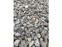 FREE Gravel - Grey Limestone approx. 5 tons